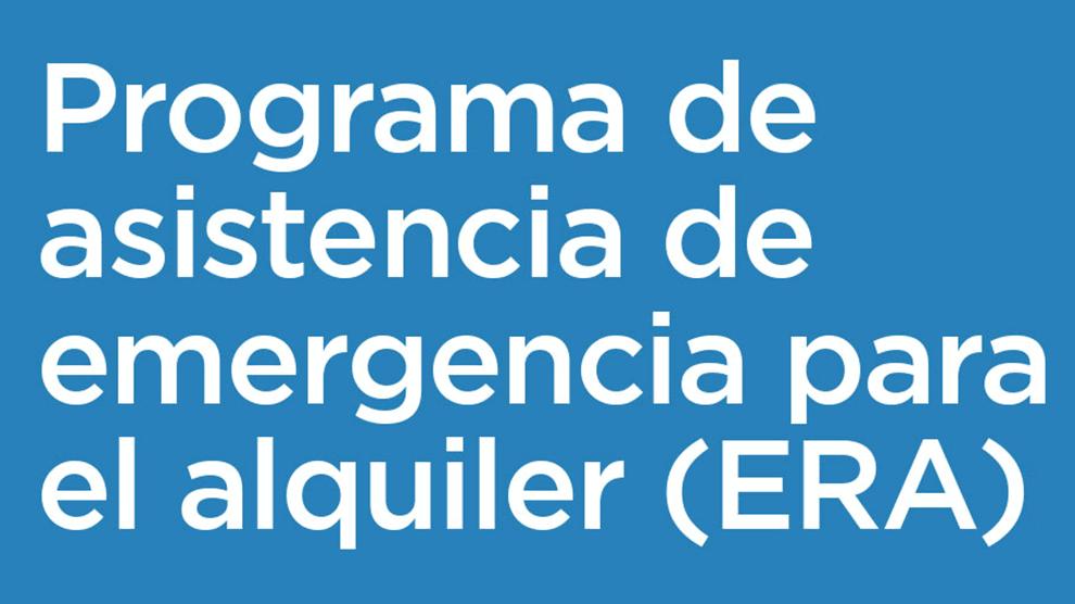 Programa de Asistencia para Alquiler de Emergencia