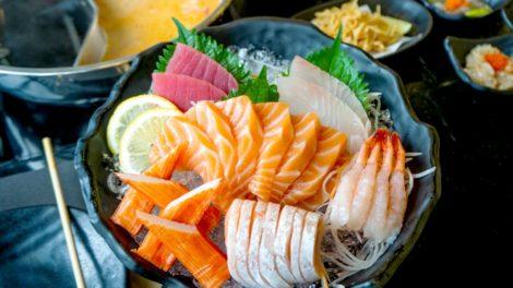 Sushi in Miami