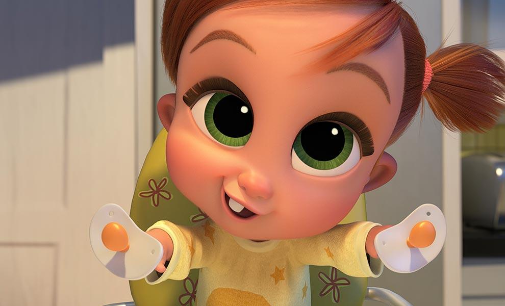"""boss baby girl - Secuela de """"The Boss Baby"""" se estrena en cine y Peacock"""