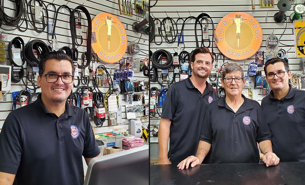 lilo tool rental people - La tienda local de padre e hijo Lilo Tool Rental avanza a pasos agigantados