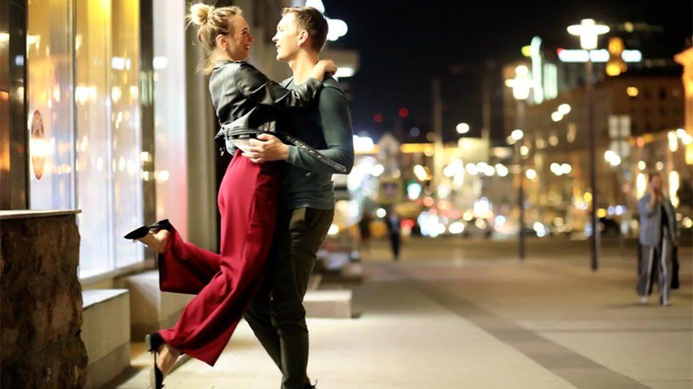 Romantic Night in Miami