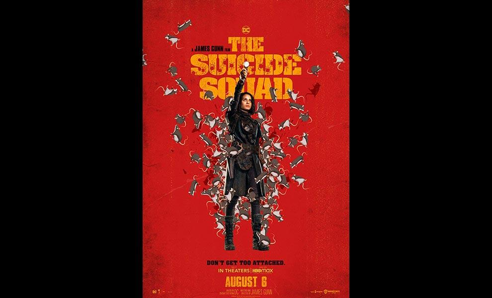 """the suicide squad 1 - """"The Suicide Squad"""" es pura adrenalina"""