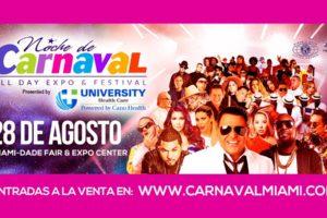 Noche de Carnaval Miami