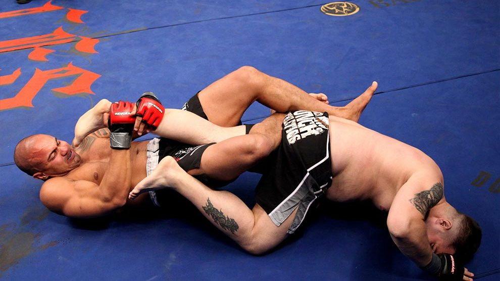 Dan Lambert MMA
